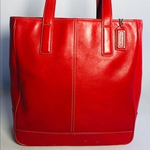 Fantastic Coach Bag #7787 Red